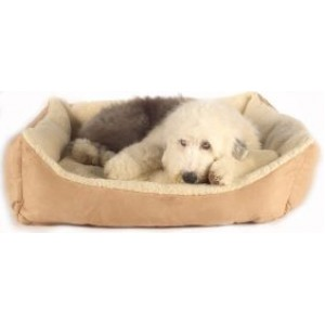 Sheepy Dog Bed - Medium